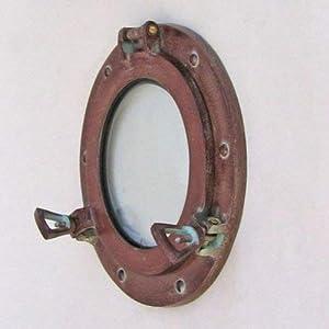 41wL66wBN2L._SS300_ Nautical Themed Mirrors