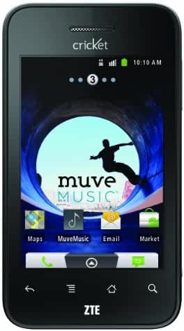 ZTE X500 Score Prepaid Android Phone (Cricket)