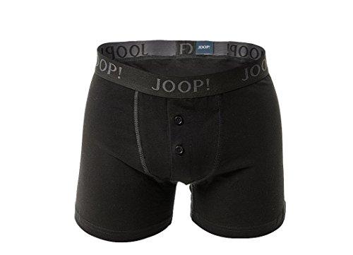 JOOP! 2 Pack Herren BOXER SHORTS mit Eingriff weiss schwarz S M L XL XXL TRUNK PANTS 2 x schwarz black S