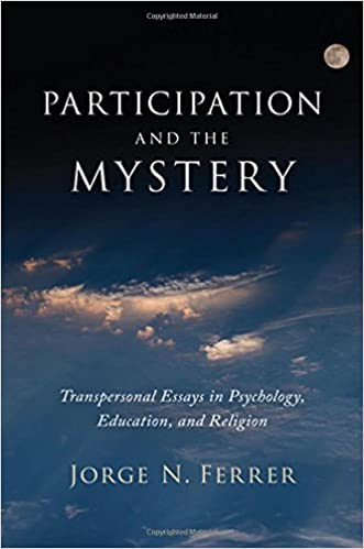 Image result for Participation and the Mystery: Transpersonal Essays in Psychology, Education, and Religion