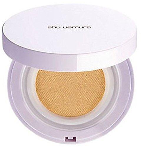 Shu Uemura Face Foundation - SHU UEMURA Blanc Chroma Brightening UV Cushion Foundation # Shade 564 FULL SET (Cushion + Case)