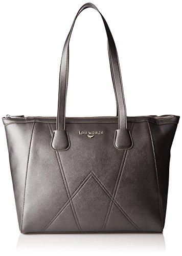 Lpb Woman Sac, Sacs fourre-tout Femme Gris (gris)