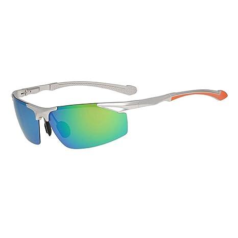 VIWIV Gafas De Sol Polarizadas para Hombres, Lentes De Marco ...