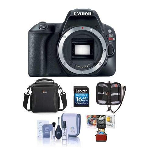 Canon EOS Rebel SL2 DSLR Body - Bundle