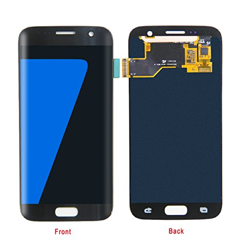 HJSDtech LCD Display Screen Touch Screen Digitizer Assembly Replacement for Samsung Galaxy S7 SM-G930 G930A G930F G930R4 G930P G930T G930V G930W8 (Black) by HJSDtech (Image #6)