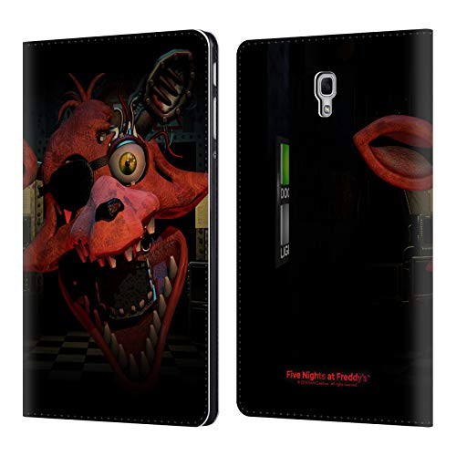 - Official Five Nights at Freddy's Withered Foxy Game 2 Leather Book Wallet Case Cover for Samsung Galaxy Tab A 10.5 (2018)