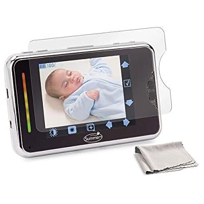 Summer Infant 02000Z Baby Touch Screen Protectors with Chamois by Summer Infant