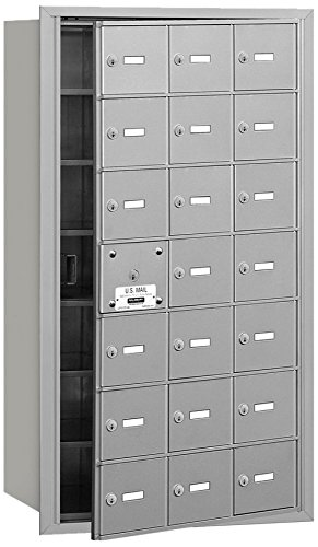 Access Horizontal Mailboxes - 7