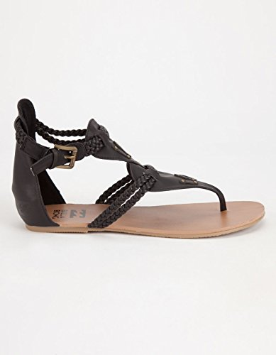 Billabong Womens Moon Catcher Sandalo Nero