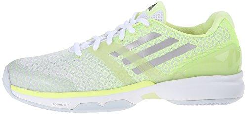 bianco Ubersonic Adizero Adidas semi Pink Yellow Solare frozen silver Performance Shock White 5 Formazione Slime W Scarpe qEHx8RFH