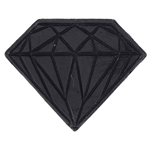 Diamond Supply Hella Slick Wax Skateboard Wax (Black) Skate Deck Hardware
