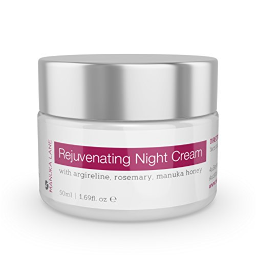 - Anti Aging Night Cream with Retinol, Manuka Honey, and Peptides - by Manuka Lane | Real Anti Aging Results for Youthful, Healthy Skin