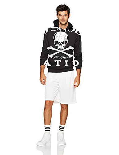 Custom Cool Fashion NO SHOES NATION skull Stylish Teenager's Pullover Hoodies Sweatshirt (Print Cart Battery)