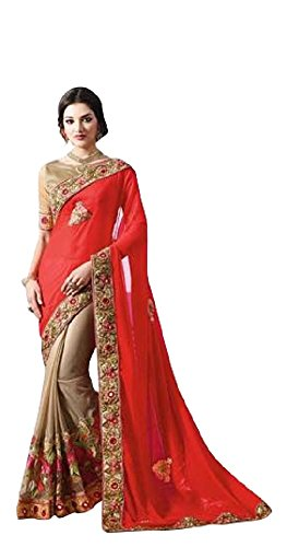 Aarah-Womens-Ethnic-Wedding-And-Party-Wear-Classic-Indian-Festive-Saree
