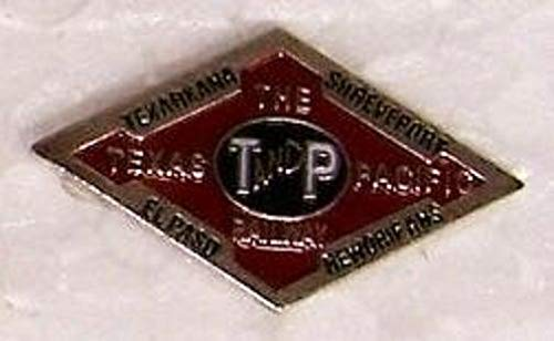 Popular Enamel Lapel pins - Hat Tie Tac Push Lapel Pin Texas &, Pacific Railway New - Fashion Pins and Brooches
