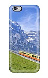 Top Quality Rugged Train Case Cover For Iphone 6 Plus