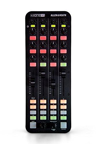 Allen & Heath Xone:K1 Professional USB DJ MIDI Controller