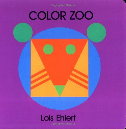 Color Zoo Board Book