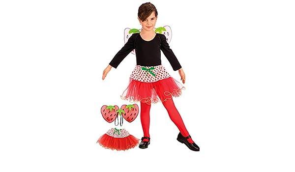 Carnival T.. - Disfraz de Fresa, 2 Unidades: Carnival T.: Amazon ...