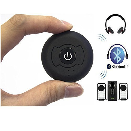 NewRice Wireless Bluetooth 4.0 Audio Transmitter, Support Tw