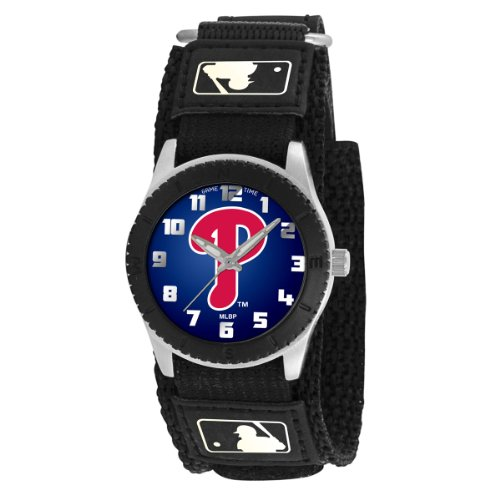 (Game Time MLB Men's Philadelphia Phillies Rookie Series Watch,)