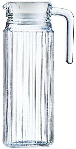Arcoroc Quadro Kühlschrankkrug mit Deckel 110cl, 1 Stück