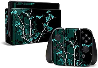 product image for Aqua Tranquility - Decal Sticker Wrap - Compatible with Nintendo Switch