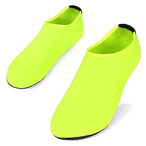 Shoes Water and Lightweight Socks Beach Men Pool For Surf Quick MIUINCY Kids Yoga Aqua Women Green Dry qTppY0n