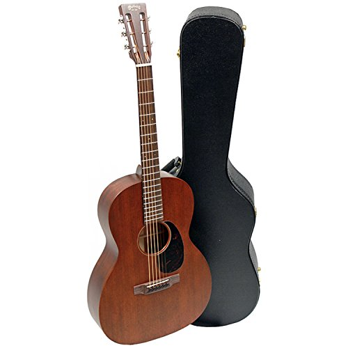 (Martin 000-15SM 12 Fret Mahogany Slotted Headstock Acoustic Guitar w/ Case)