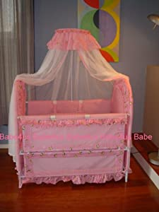 Amazon Com 6 In 1 Multi Purpose Baby Crib With Bassinet
