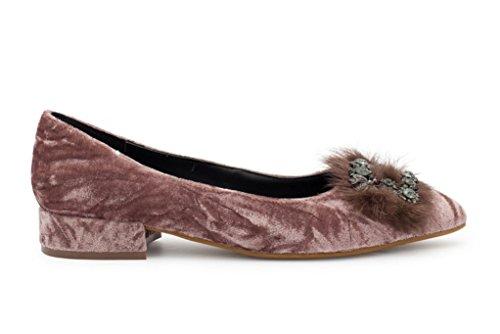 Señora Alma Pena Pink Zapato En UpnCrnt