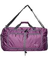 b17216984390 Woogwin Travel Duffel Bag Womens   Mens Large Foldable Duffle Sports Gym  Bags (purple)