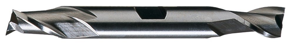 Cleveland C33717 HD-2 High Speed Steel Double End 2-Flute Center Cutting Finisher End Mill