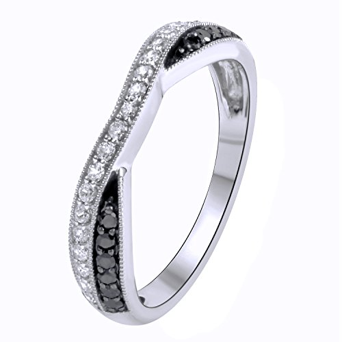 0.33 Ct Total Weight - 1