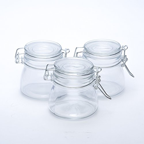 Godskitchen Air Tight / Multi-Purpose Jars (200ml) (Set of 6)