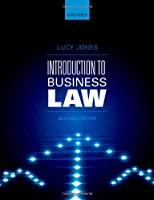 Introduction to Business Law, 2nd Edition Front Cover