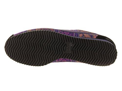 Nike Mens Classic Cortez Nylon Lmm Casual Scarpa Inchiostro / Bianco