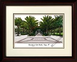 NCAA South Florida Bulls Alumnus Framed Lithograph