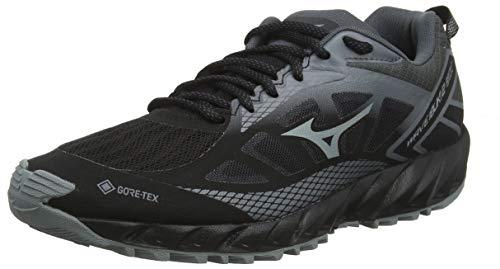 zapatillas mizuno mujer running negras xl