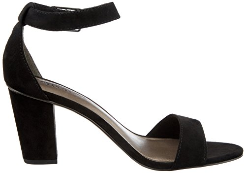 Women's black 001 28397 Sandals Strap Ankle Tamaris Black OCqwTw