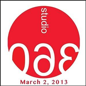 Studio 360: Nazi-Sympathizing Art & Isaac Newton's Eye Radio/TV Program