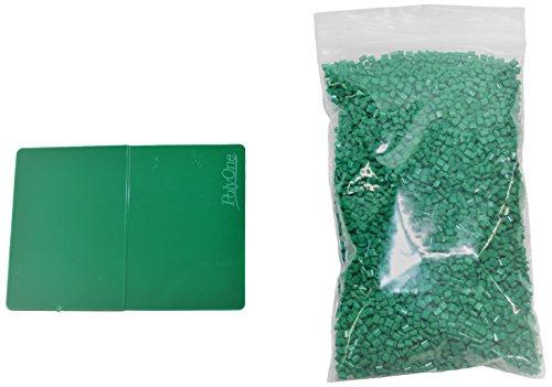 Hd Printables 50 Pla Master Batch Colorant 4032D  80 G  Green