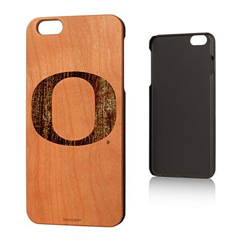 ks Cherry Wood iPhone 6 Plus/iPhone 6s Plus Case NCAA ()