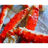 "King Crab Legs ""Merus Sections"" from Jumbo Size Legs (2 POUNDS)"