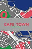 """Cape Town: Travel Notebook, Planner, Journal, Diary with Checklist, Itineraries, Journal Entries, and Sketch and Photo Pages (110 Pages, 6"""" x 9"""")"""