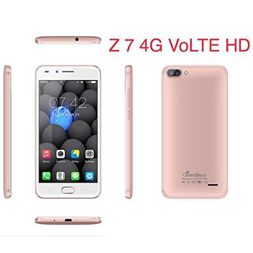 GreenBerry Z7  Rose Gold, 8  GB