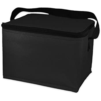 lunch box cooler easylunchboxes insulated lunch box cooler bag 12984