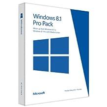 Microsoft Windows Pro Pack 8.1 English Product Upgrade 1 License