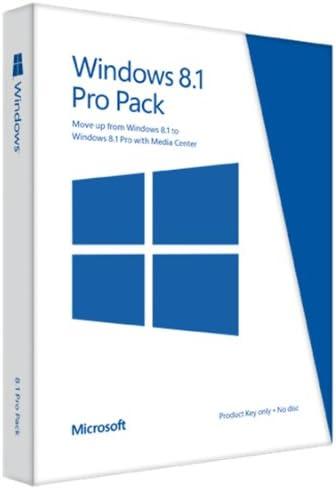 B00EDSI7K0 Microsoft Windows 8.1 Pro Pack (Win 8.1 to Win 8.1 Pro Upgrade) - Key Card 41wLLcTeeOL.