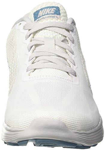 White Elfenbein Cerulean Platinum NIKE Laufschuhe Herren Pure 7 Lunarglide qwRFYXI
